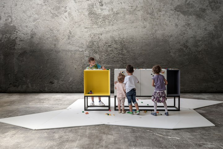 Stylish Lego Furniture Is A Real Thing Better Homes And Gardens