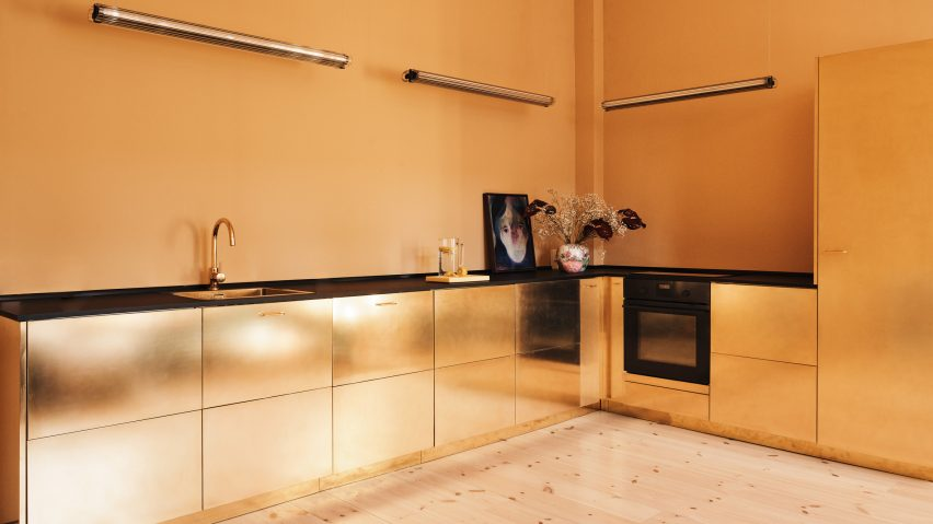 The designer Ikea hack that turned this kitchen gold