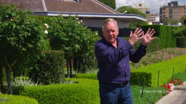Royal randwick racecourse tour better homes and gardens for Better homes and gardens australia episodes
