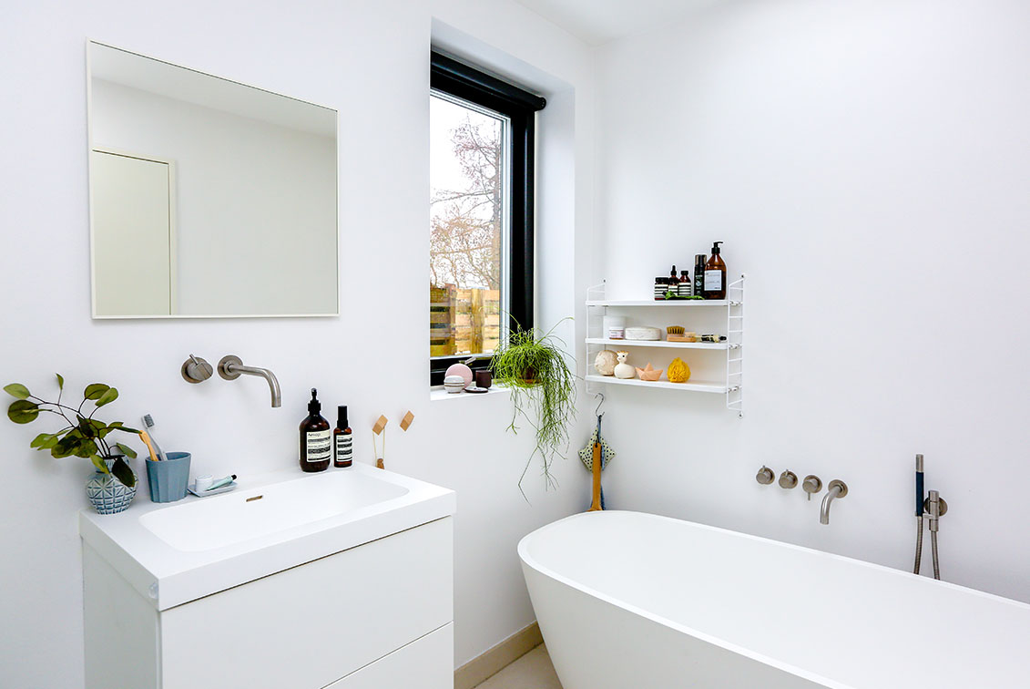Seven simple and useful guest bathroom tips tricks and ideas better homes and gardens