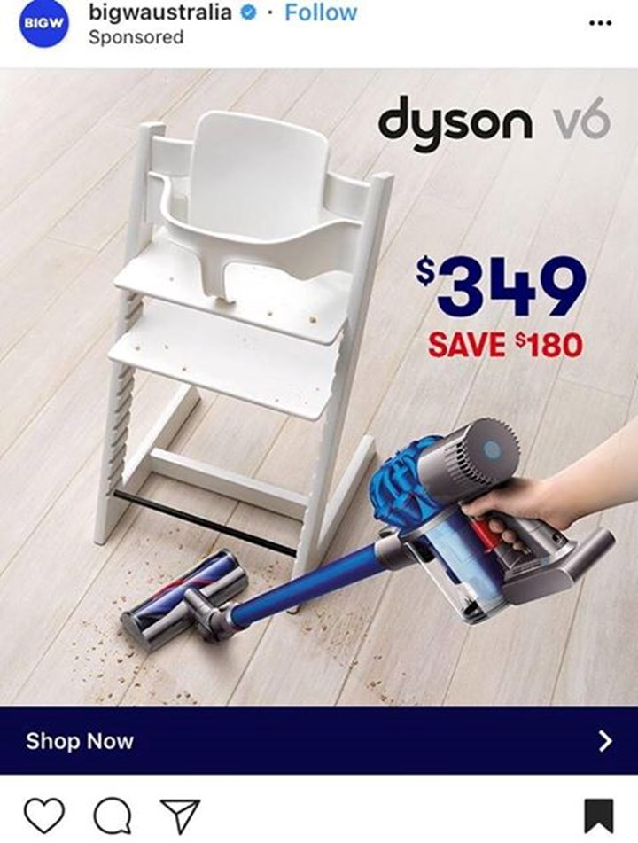 Big W announces Dyson sale | Better Homes and Gardens