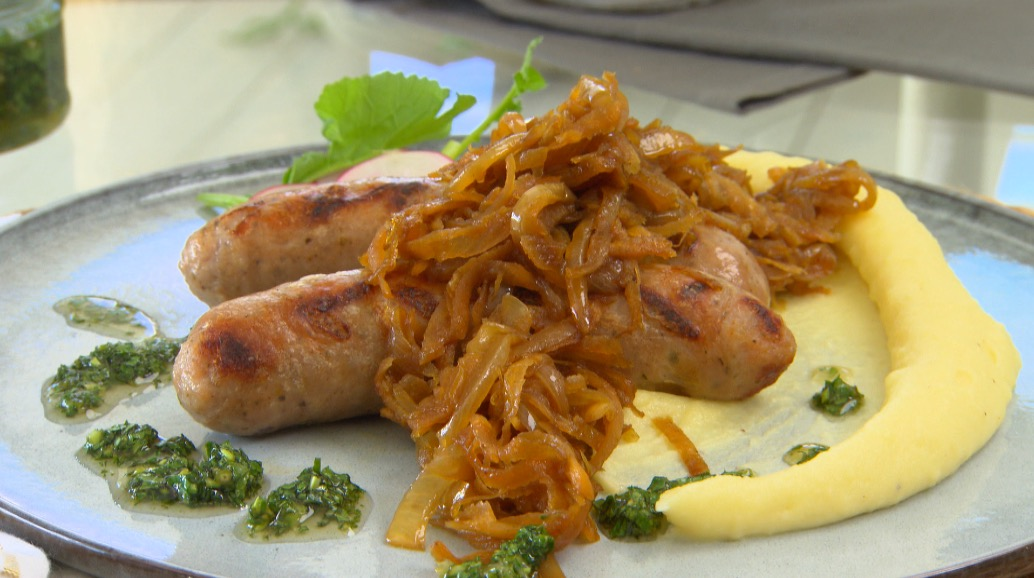 Bangers And Mash Recipe Better Homes And Gardens