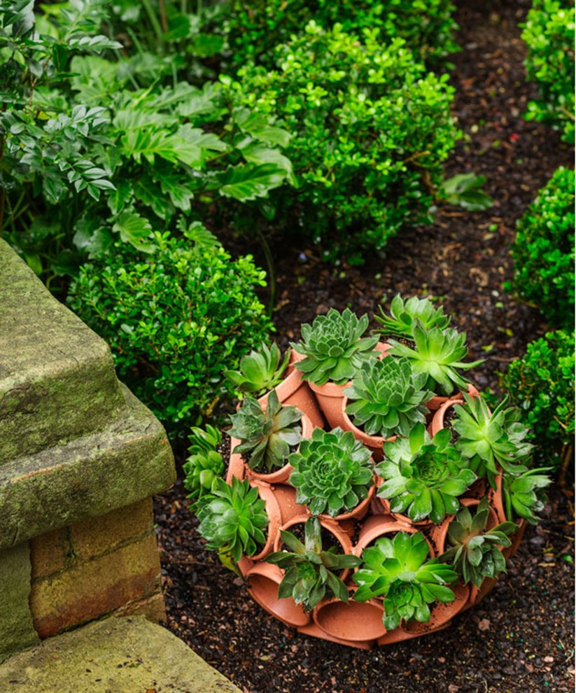 Ornamental Terracotta Garden Feature Better Homes Gardens