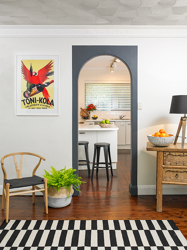 How To Revamp An Archway With Paint Better Homes And Gardens
