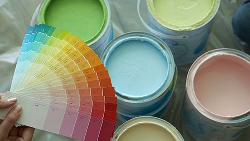 How To Test Paint Samples Better Homes Gardens