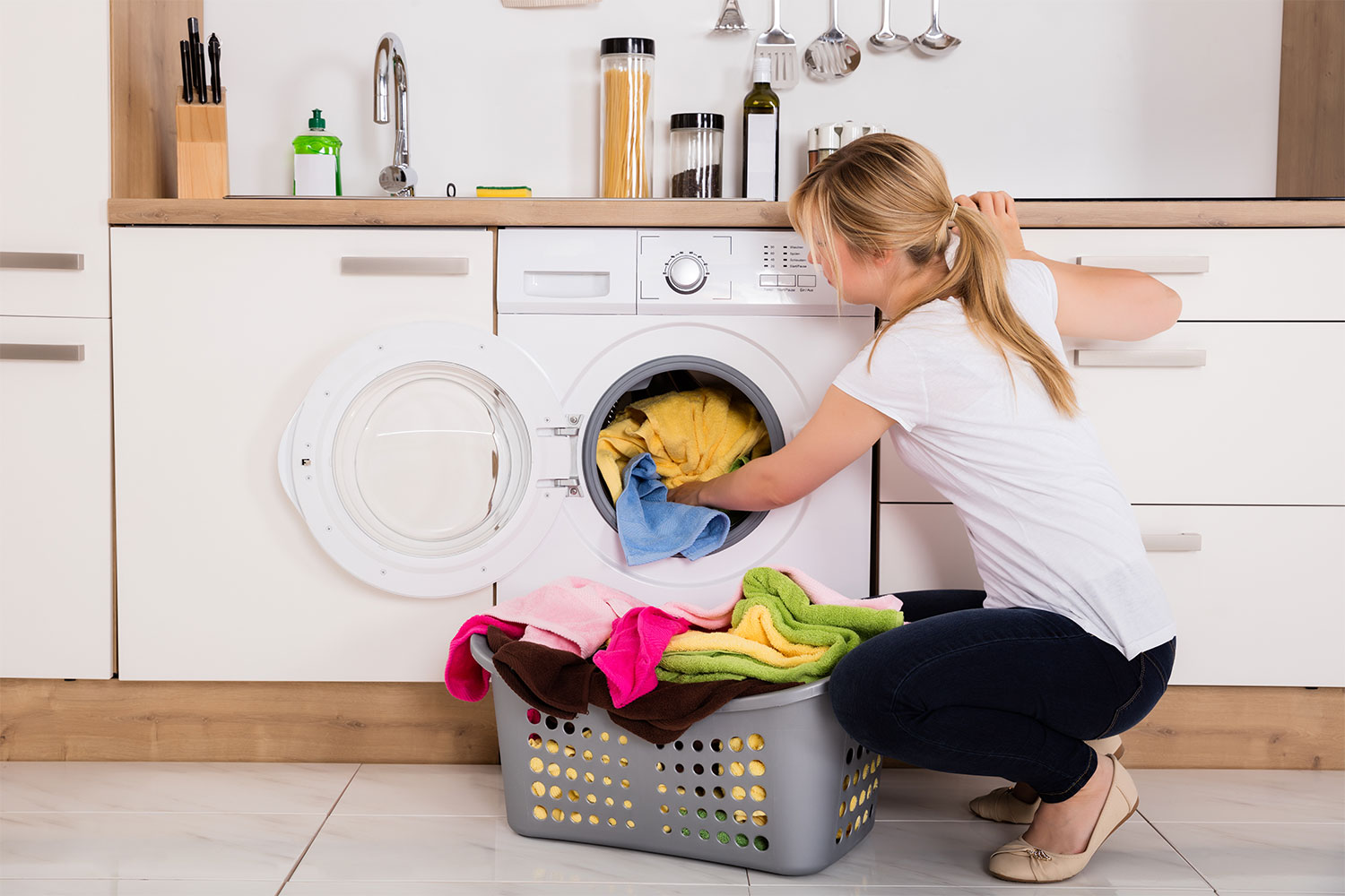 Does quick wash really work? | Better Homes and Gardens