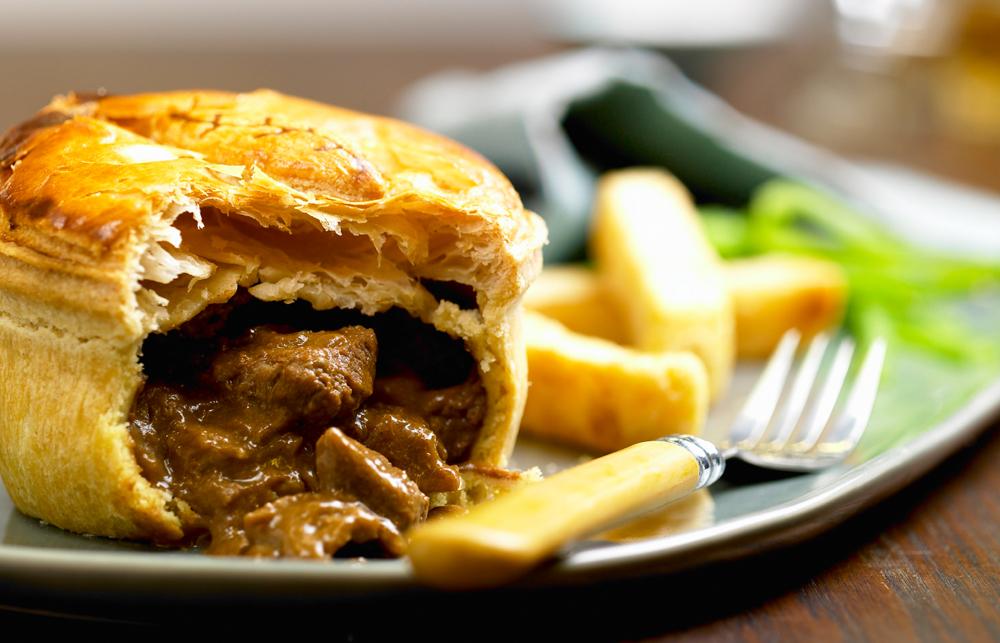 Simple homemade meat pie recipe