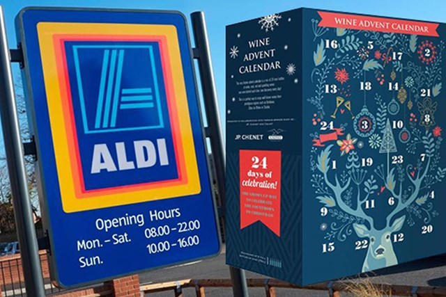 Aldi Cheese Advent Calendar.Aldi Launches Wine And Cheese Advent Calendars For Grown Ups