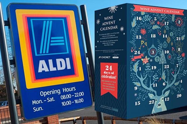 Aldi Wine Advent Calendar.Aldi Launches Wine And Cheese Advent Calendars For Grown Ups