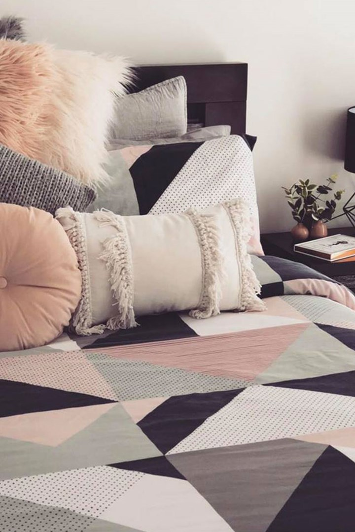 How To Transform Your Bedroom Like A Kmart Addict   Better Homes And Gardens