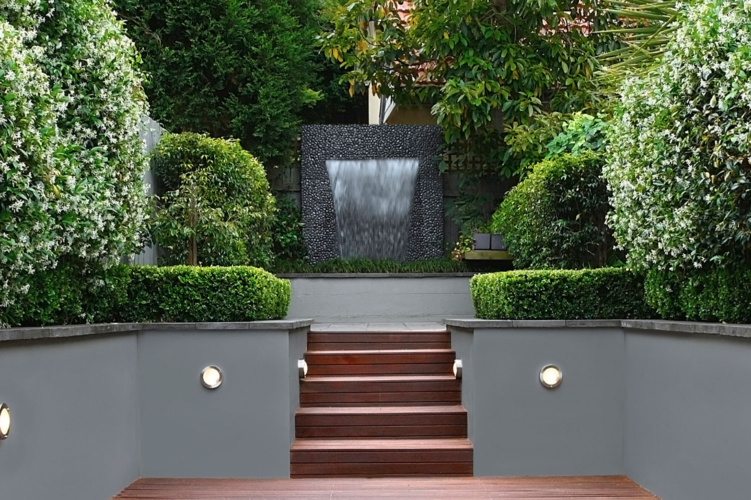 8 water feature ideas to transform your outdoor garden ... on Water Feature Ideas For Patio id=51567