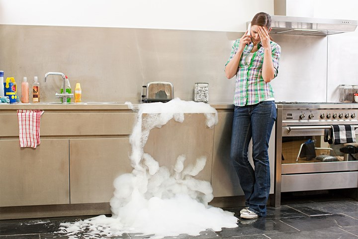 Why You Should Never Put Washing Up Detergent In Your Dishwasher Better Homes And Gardens