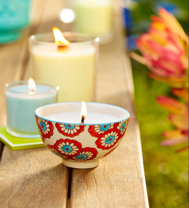 How To Make A Soy Wax Candle Diy Gardening Craft Recipes Renovating Better Homes And
