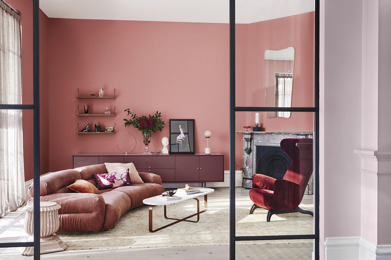 Awe Inspiring Dulux Colour Forecast 2019 Biggest Trends For Interior Download Free Architecture Designs Licukmadebymaigaardcom