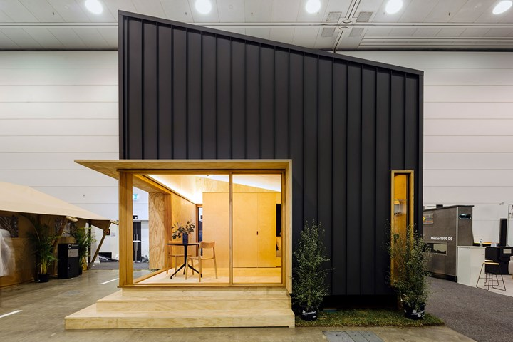The Australian tiny house designed for Ikea furniture