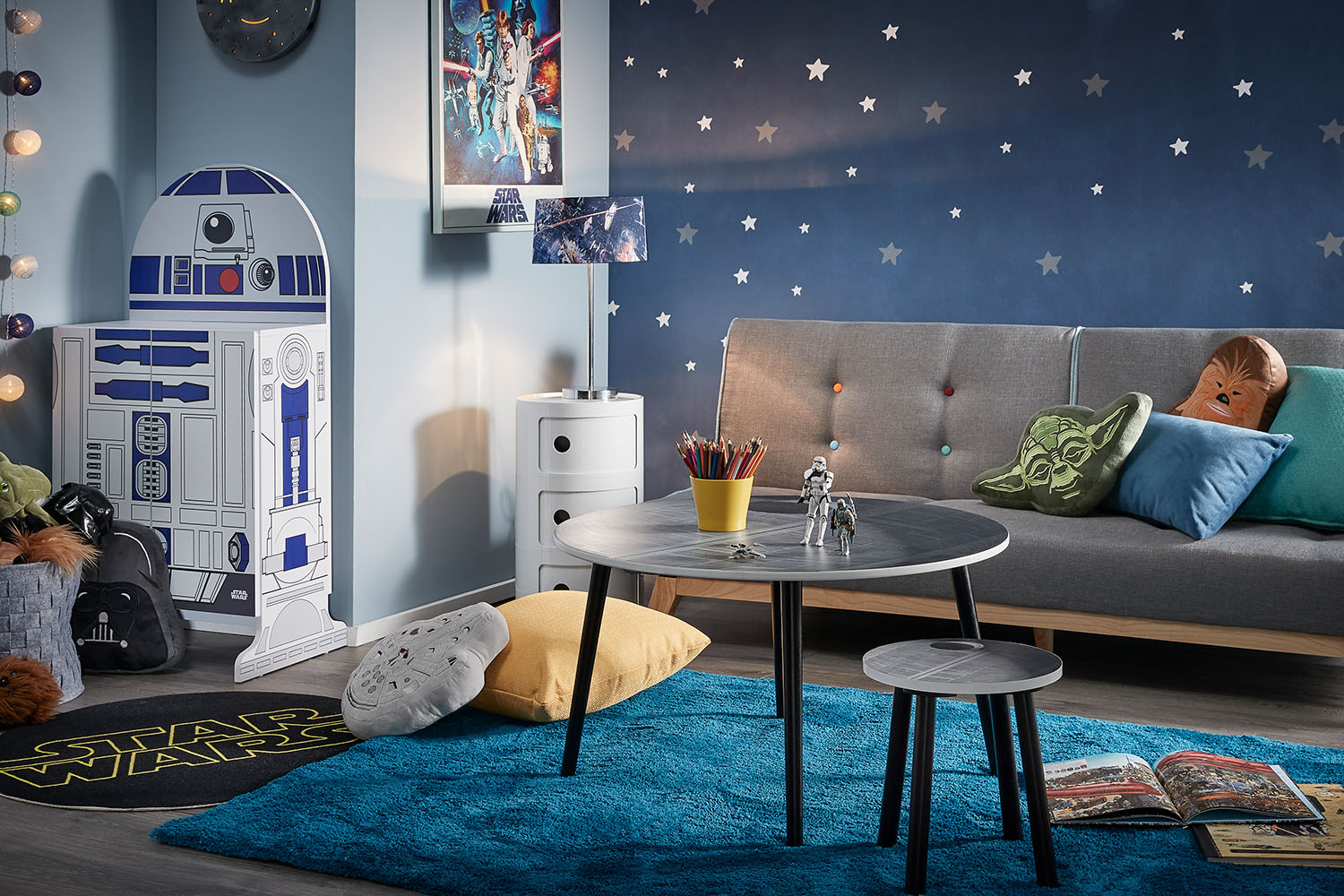 Fantastic Furniture Release Star Wars Collection Better Homes And