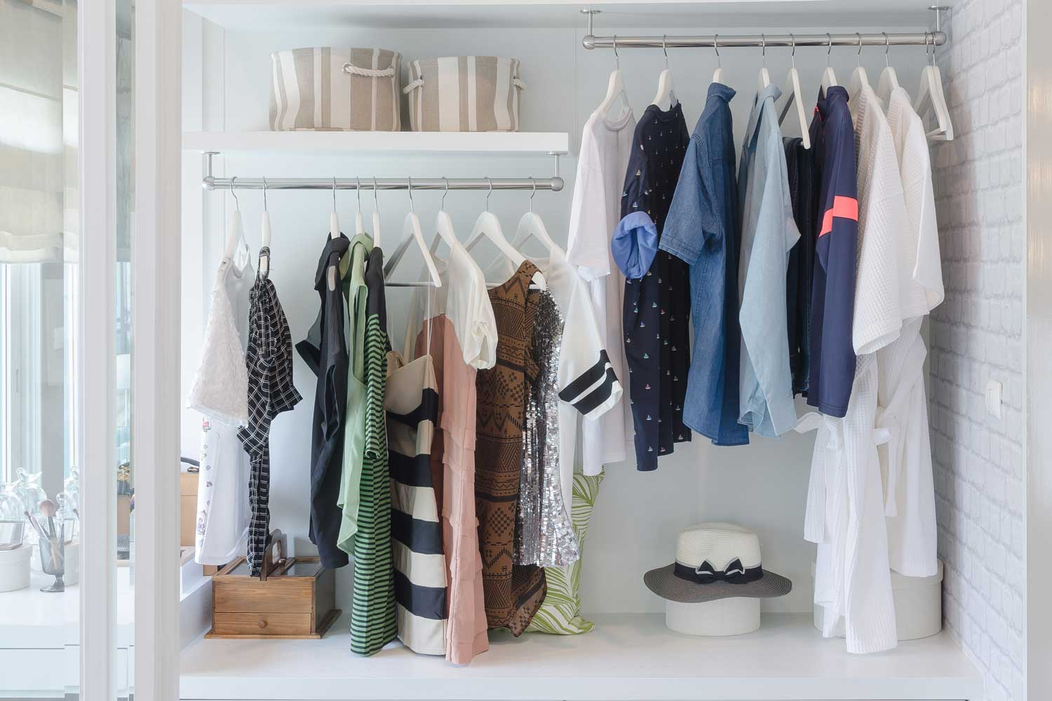 How To Prevent Mould Growing In Your Wardrobe And On Your Clothes