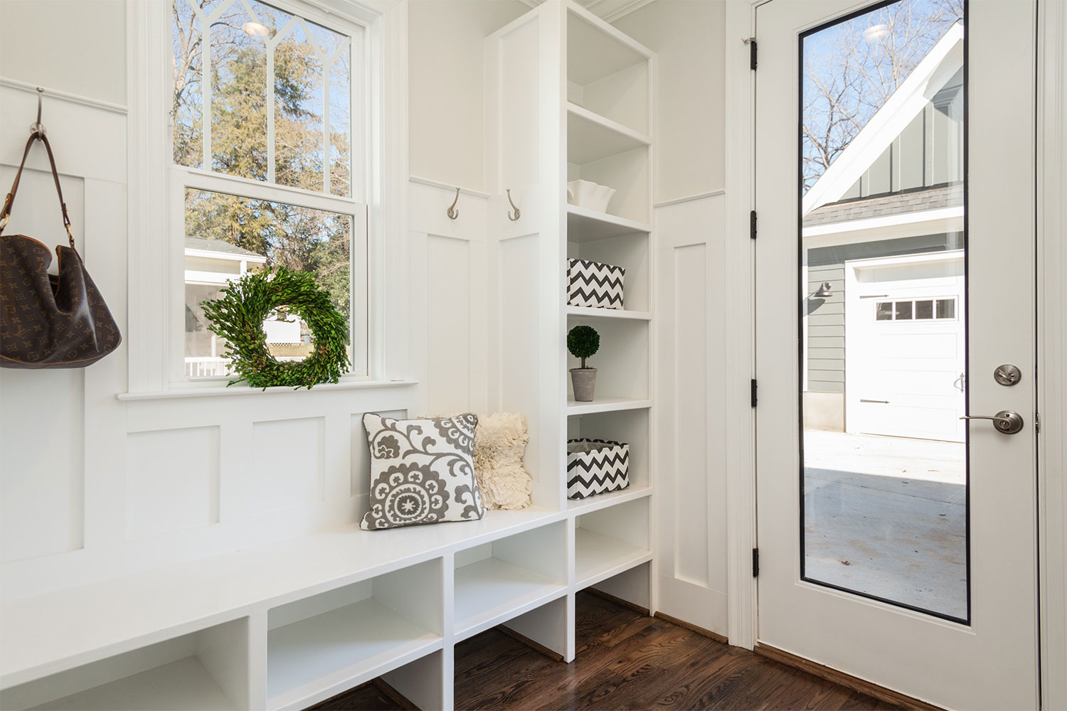 What Is Mud Room 7 Design Ideas Better Homes And Gardens