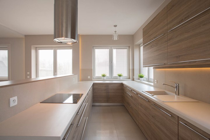 U Shaped Kitchen Designs Ideas Layouts Better Homes And Gardens