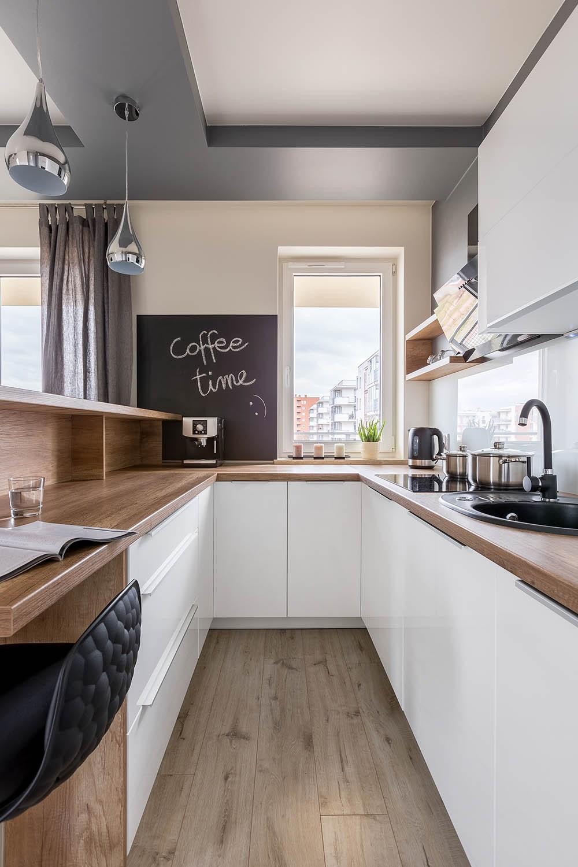 U Shaped Kitchen Designs, Ideas & Layouts   Better Homes ...
