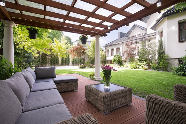 11 Pergola Designs Ideas Better Homes And Gardens