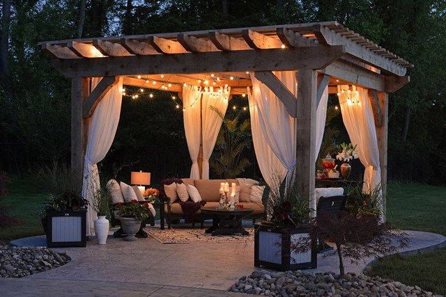 How To Build A Pergola Diy Pergola Guide Better Homes
