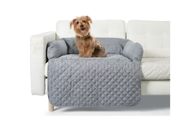 The Kmart Dog Bed Couch Topper That Has Sent The Internet