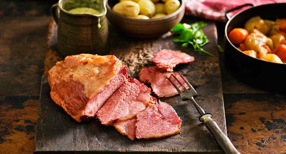 Ginger Beer Corned Beef Better Homes And Gardens