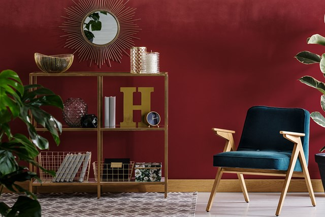 Wondrous Colours That Go With Red The Best Red Colour Combinations Interior Design Ideas Tzicisoteloinfo
