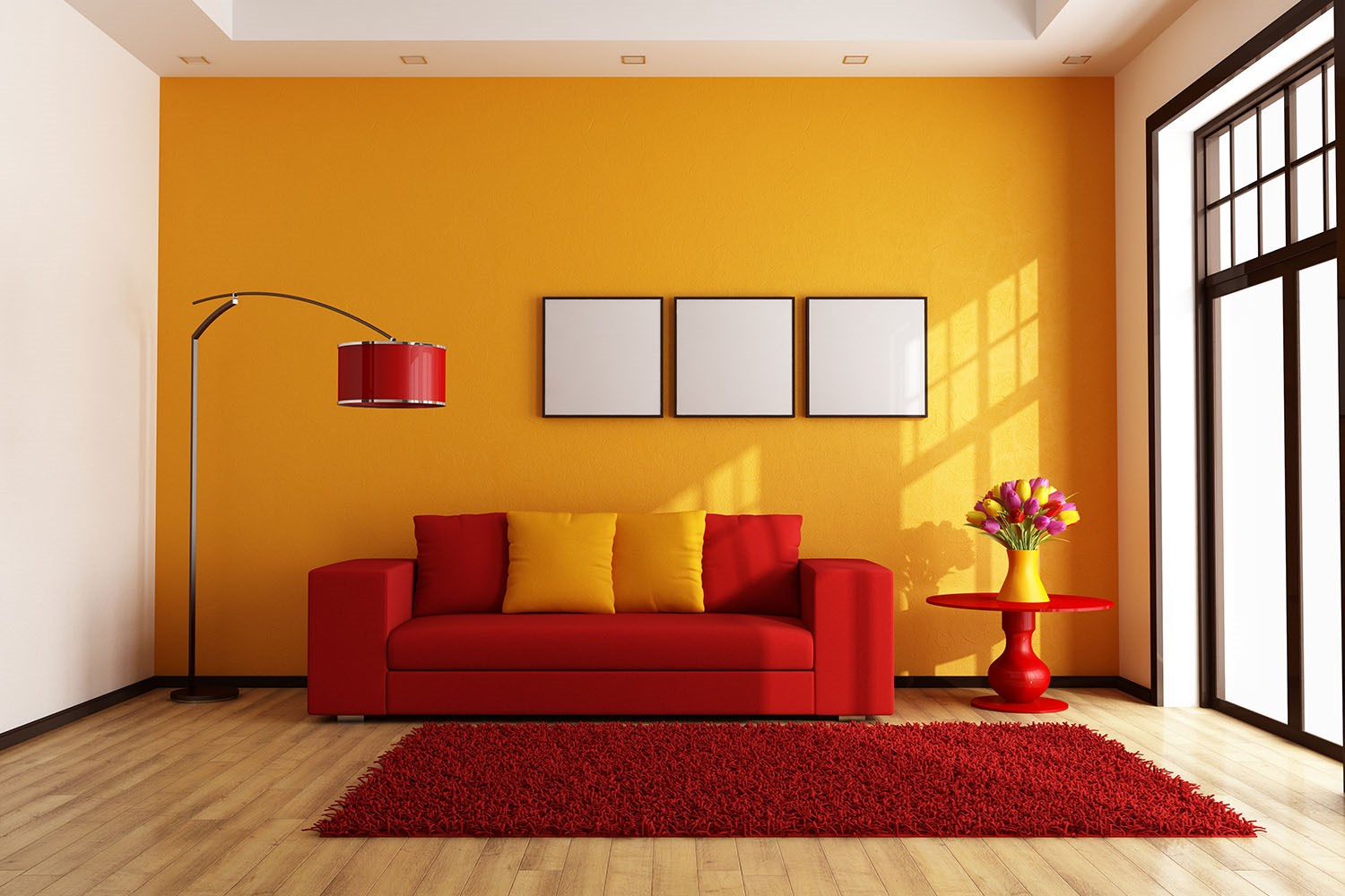 Colours That Go with Red - The Best Red Colour Combinations | Better ...