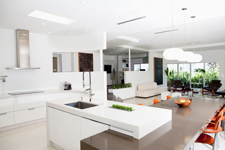 Kitchen Island Bench Designs Ideas Layouts Better Homes And