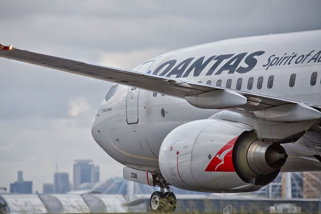 Qantas have changed their carry-on baggage allowances