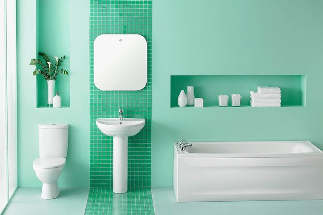 Can you paint floor tiles? The truth about bathroom tile