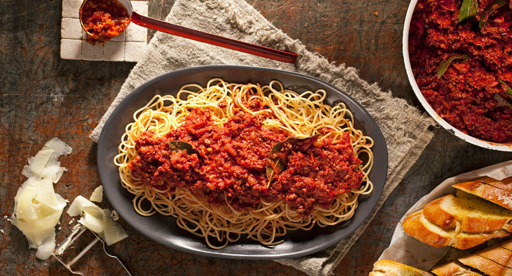 Best Ever Spaghetti Bolognese Better Homes And Gardens
