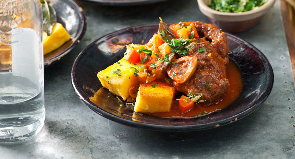 Osso Buco With Gremolata Recipe Better Homes And Gardens