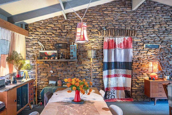 How to hand-print fabric   Better Homes and Gardens