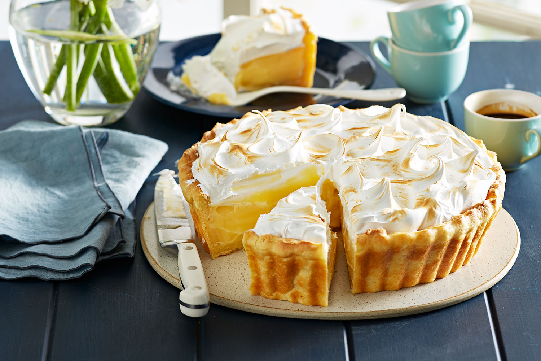 Gluten Free Lemon Meringue Pie Recipe Better Homes And