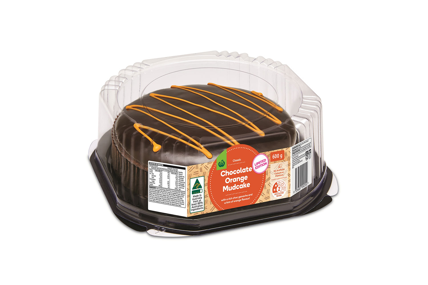 Woolworths hack their own mudcake - with a twist   Better