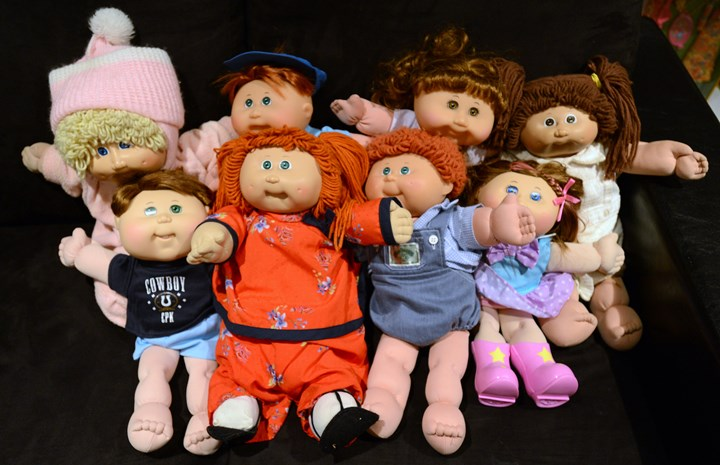 Your Old Cabbage Patch Doll Could Be Worth Thousands Of Dollars Better Homes And Gardens