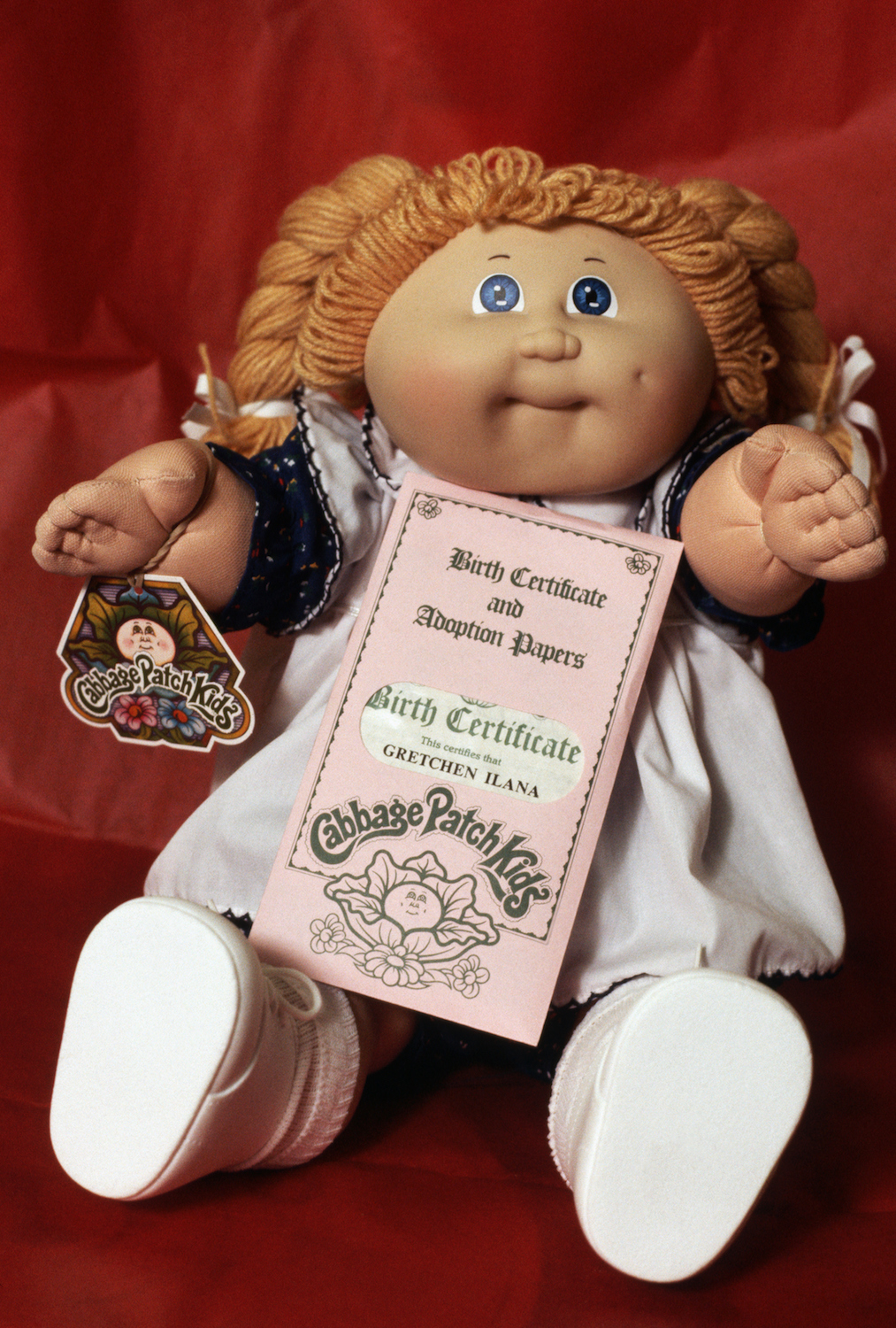 retro cabbage patch dolls cheap online