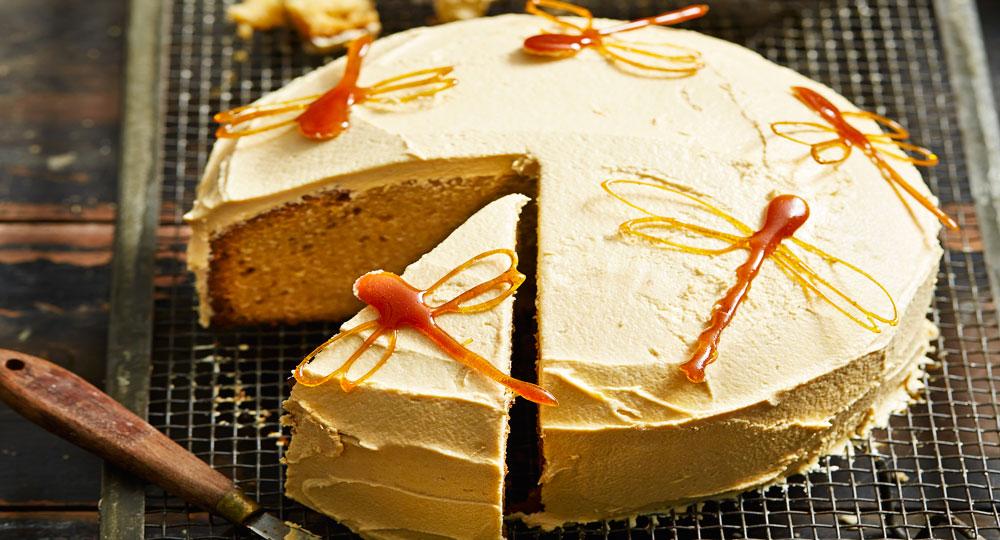 Caramel Mud Cake Diy Gardening Craft Recipes