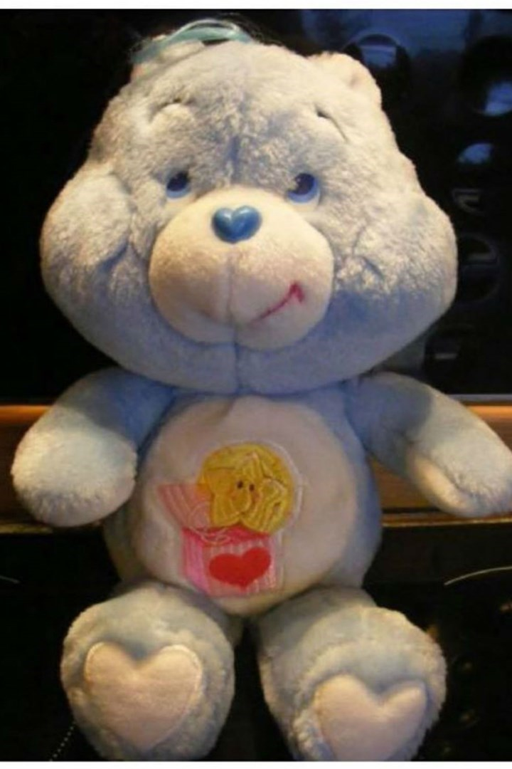 Message Recorder Stuffed Animals, Your Old Care Bears Could Be Worth Over 10k Better Homes And Gardens