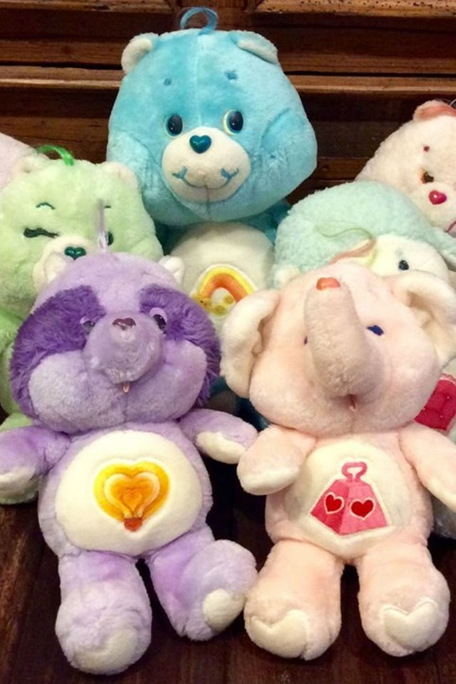 Your old Care Bears could be worth over $10k