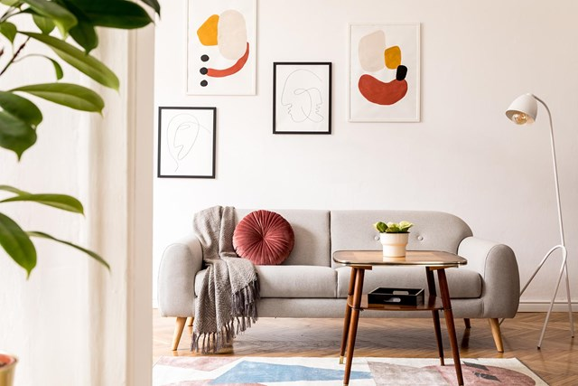 How to furnish a rental property