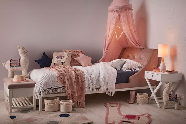 Update your kid's bedroom with this new affordable range