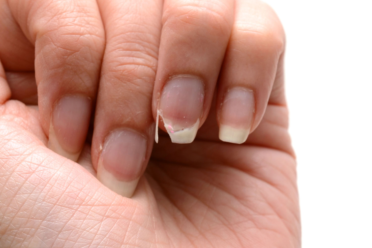How To Fix A Broken Nail In 5 Minutes Better Homes And Gardens