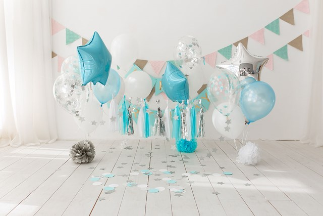 7 inspiring party decoration ideas with balloons