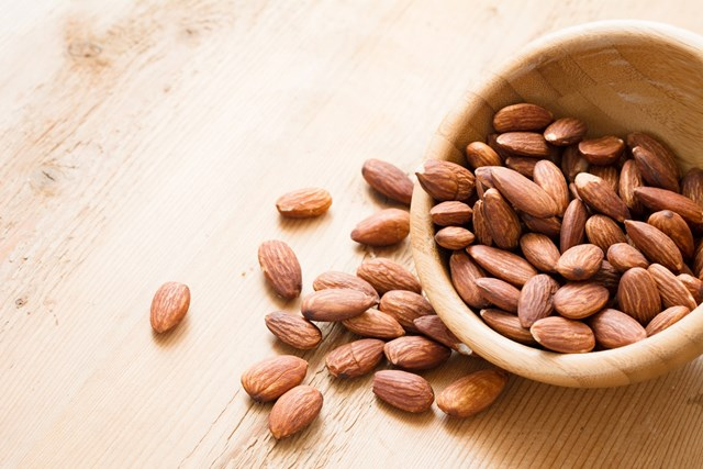 How to activate almonds