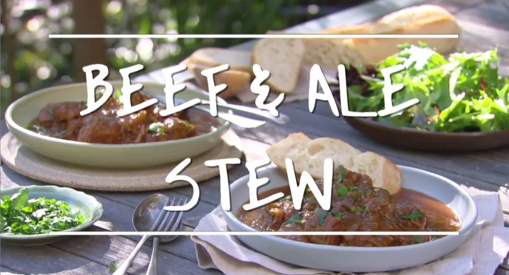 Beef And Ale Stew Better Homes And Gardens