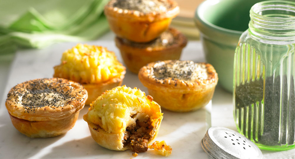 Lamb Mint And Rosemary Pies Diy Gardening Craft Recipes Renovating Better Homes And
